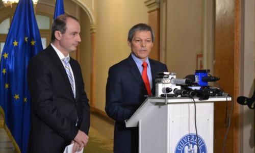 măsuri sectoriale Dacian Cioloș și Achim Irimescu
