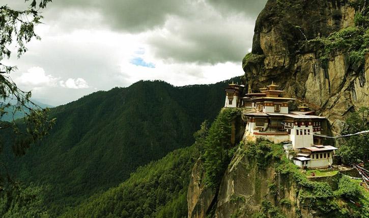 Paro Taktsang templu