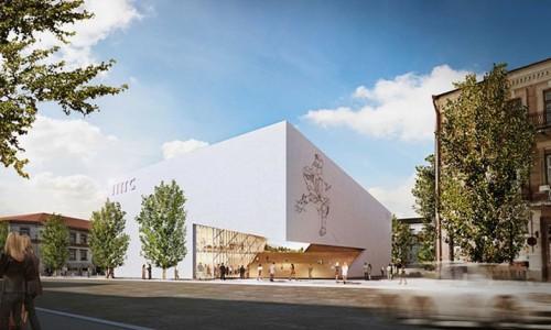 muzeu artă contemporană lituania soți milionari