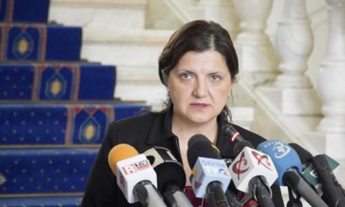 raluca pruna ministrl justitiei reducerea pedepselor
