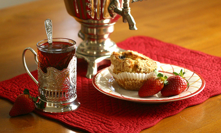 russian-tea-glass