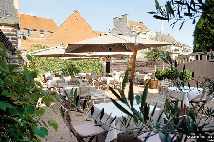 """""""Hof van Cleve"""" hof van cleve restaurant de top subversiv"""
