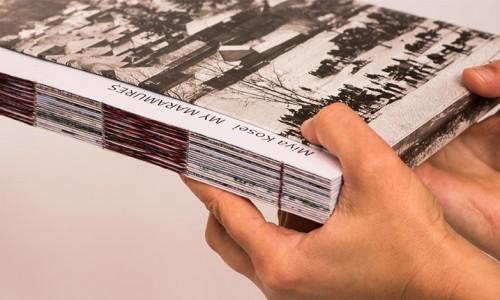 Muzeul de Artă Cele mai frumoase cărţi itinerante cover