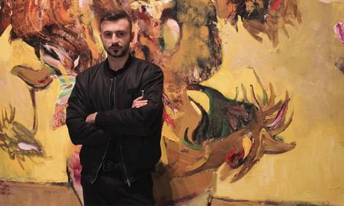 adrian ghenie tablou elena ceușescu