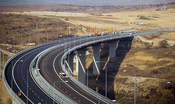 autostrada Orăștie Sibiu