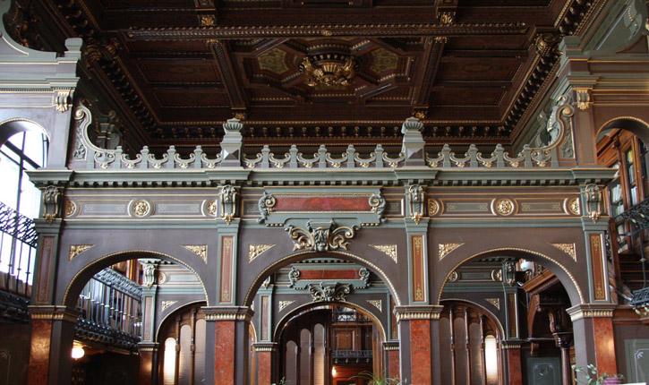 biblioteca gheorghe asachi
