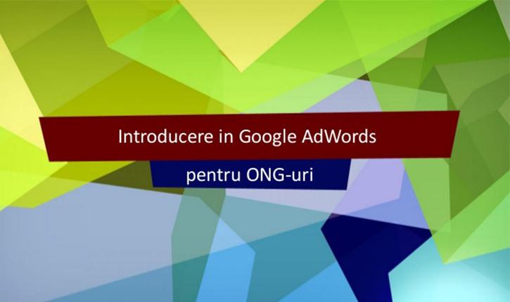 google grants ong