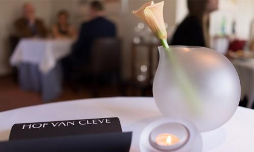 """restaurantul """"Hof van Cleve"""" hof van cleve restaurant de top subversiv"""