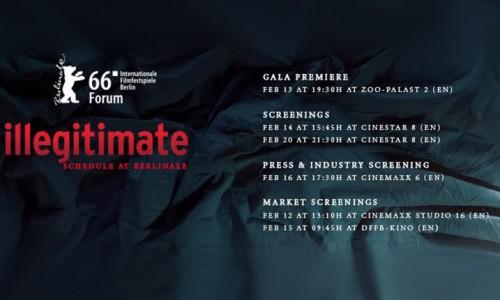 ilegimim Berlinale 2016