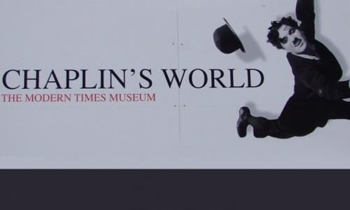 muzeu Charlie Chaplin