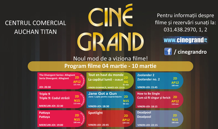 program grand cinema