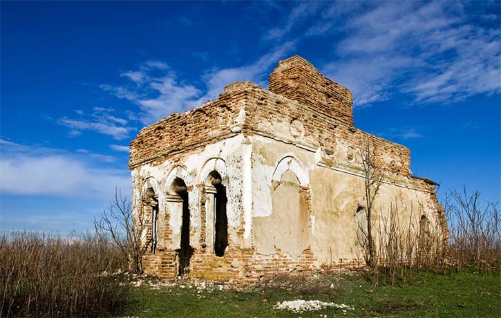 Biserica ortodoxă Măgureni