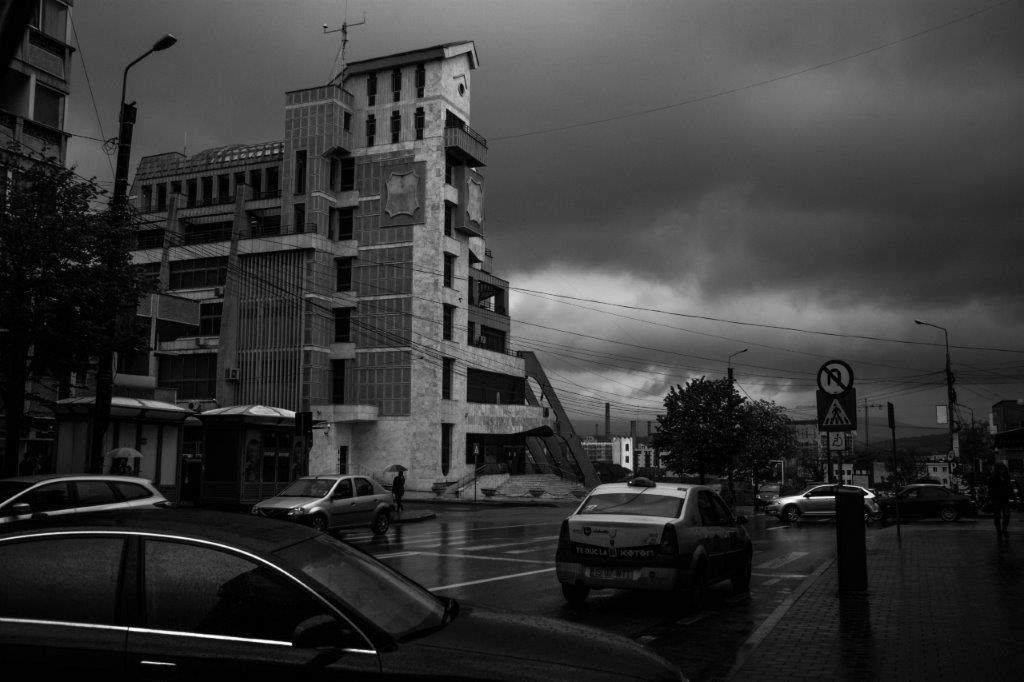 Cladire birouri SRI - Cezar Necula