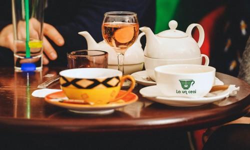 """""""la un ceai"""" ceainărie bucurești evenimente subversiv La un ceai"""