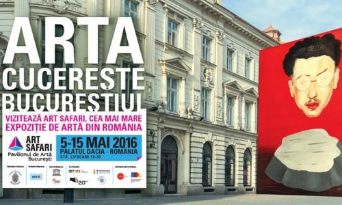 Art Safari București 2016