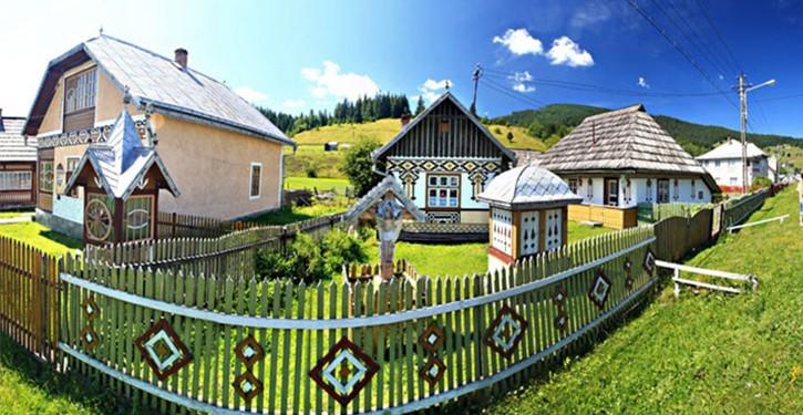 ciocanesti satul cel mai frumos din Bucovina