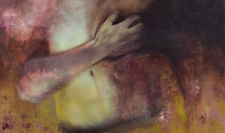 "Sabina Elena Dragomir - ""Lightning Body, Quiet Noise"" Galeria IAGA"