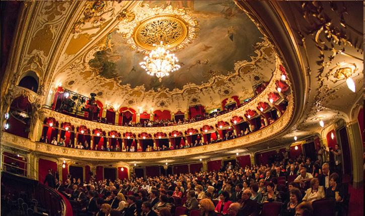 """Teatrul Național """"Vasile Alecsandri"""" Iași"""