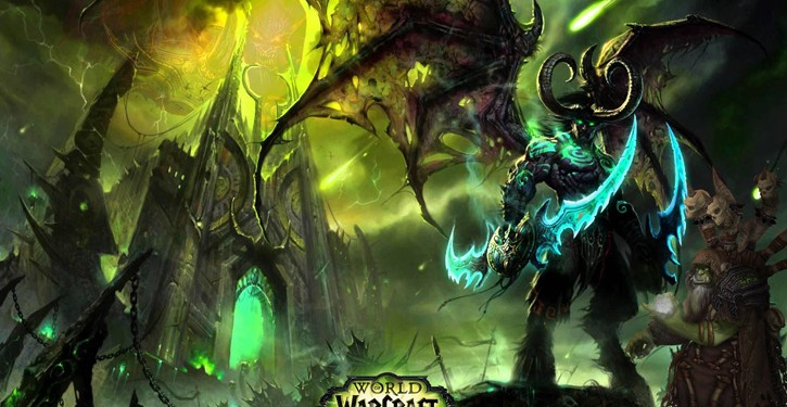 wow world of warcraft legion