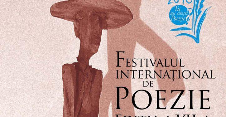 Festivalului Internaţional de Poezie Bucureşti