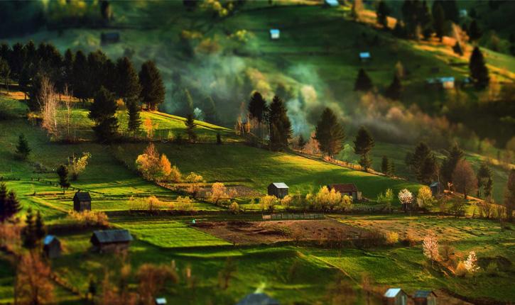 sate din romania