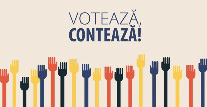 vot alegeri primul tur