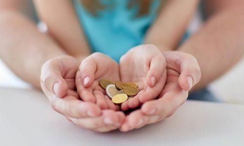 bani mame cresterea copilului