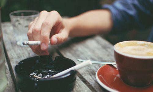 fumatul permis ţigări
