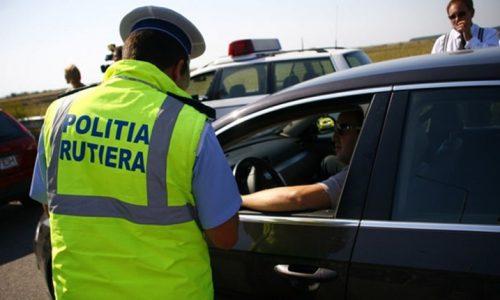 politia rutiera șoferii