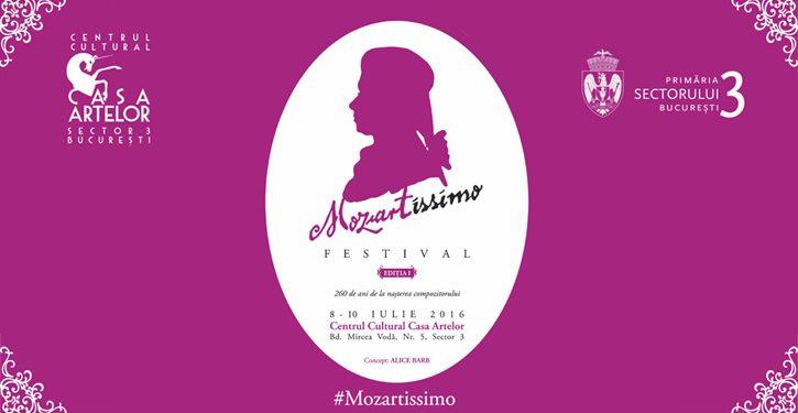 Festivalul Mozartissimo Mozart