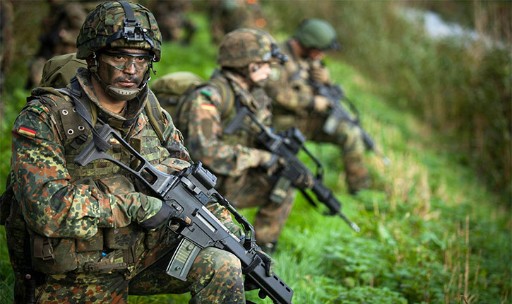 armata germana