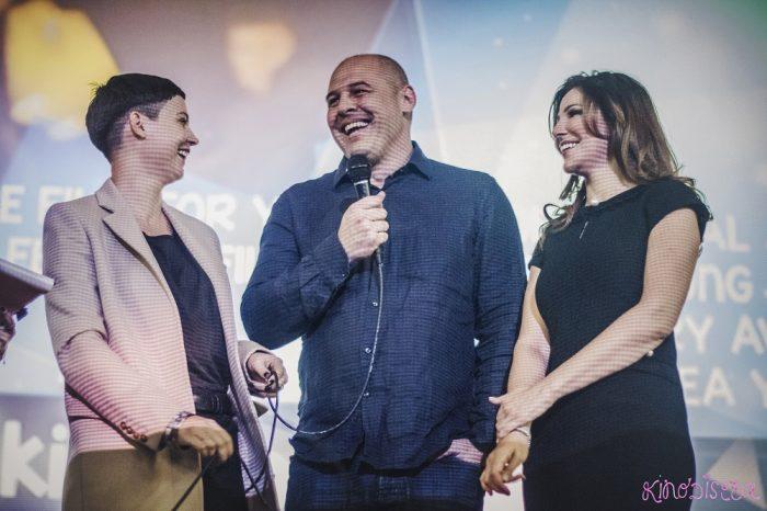 Maria Dinulescu, Alex Mavrodineanu, Oana Cuzino