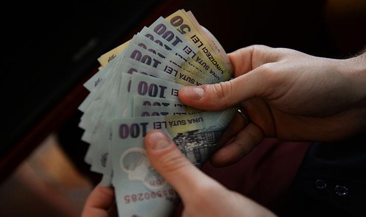 bani lei salarizarea bugetarilor
