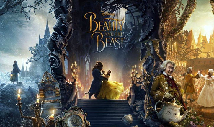 2 beauty and the beast