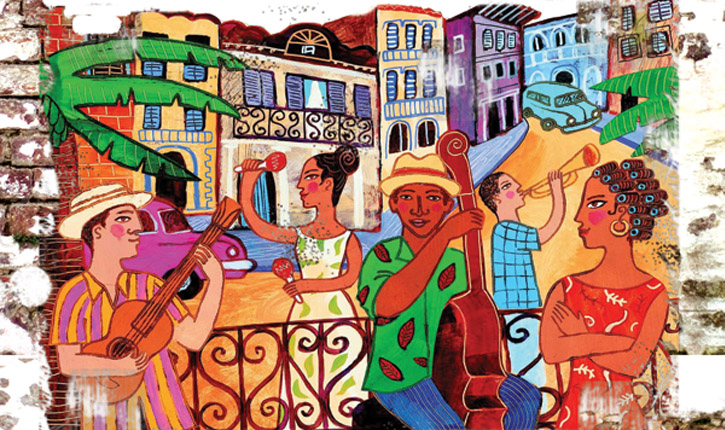 concert muzica sud americana
