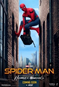 Spider-Man Homecoming_4DX Poster